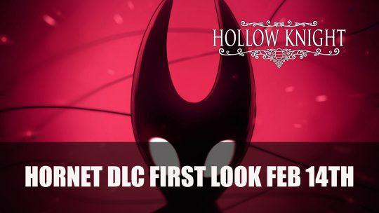 Hollow Knight Hornet DLC First Look Feburary 14th
