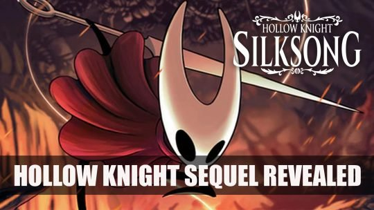 Hollow Knight Gets A Sequel Not DLC Launching on Switch and PC
