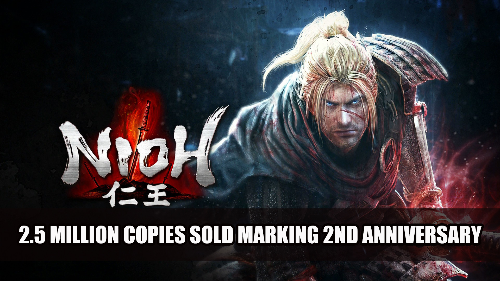 Dark Souls Ii Final Review The Trouble With Sequels: Nioh Reaches Over 2.5 Million Copies Sold Worldwide