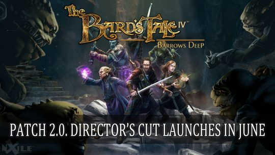 The Bard's Tale 4 To Get Major Director's Cut Update in June