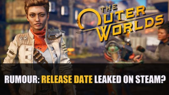 Rumour: The Outer Worlds Release Date Leaked on Steam?