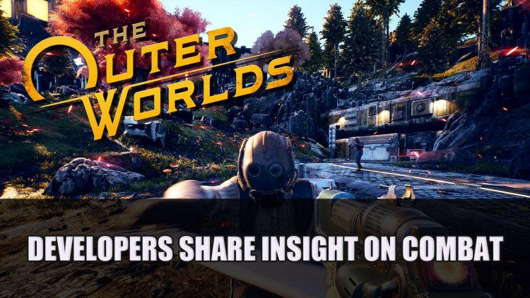 The Outer Worlds Version of Fallout's VATS Slows Down Time