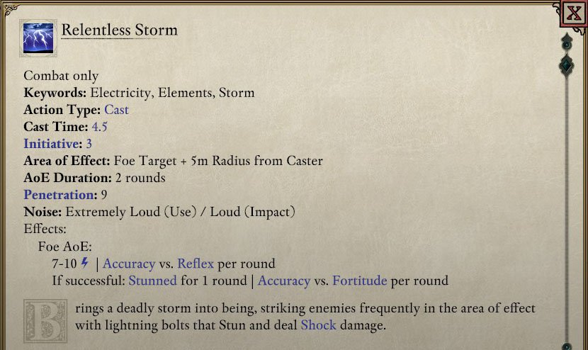 5 More Turn-Based Builds For Pillars of Eternity 2: Deadfire