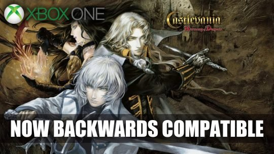Xbox One Adds Backwards Compatibility for Castlevania: Harmony of Despair