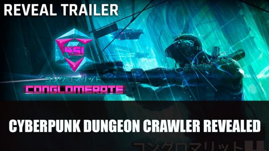Cyberpunk Dungeon Crawler Conglomerate 451 Revealed by 1C Entertainment