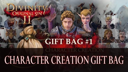 Divinity Original Sin 2 Releases Free Content In-Game Gift Bag