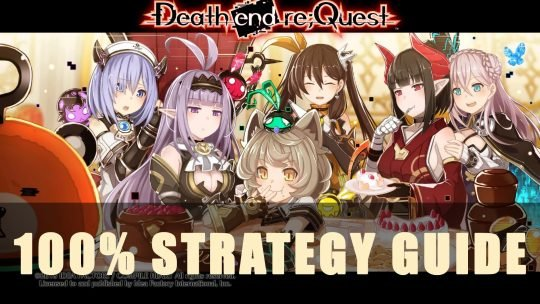 Death End Re;Quest 100% Strategy Guide