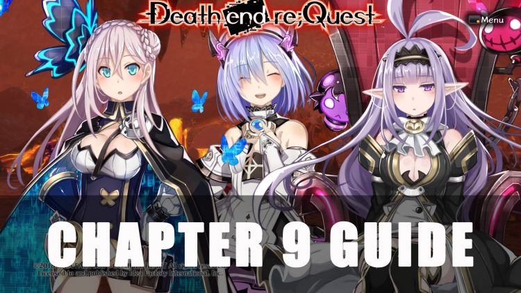 Death End Re;Quest Chapter 9 Guide