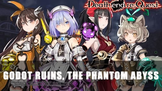 Death End Re;Quest Godot Ruins, The Phantom Abyss DLC Guide