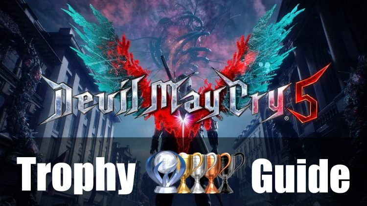 Devil May Cry 5 Trophy Guide & Roadmap