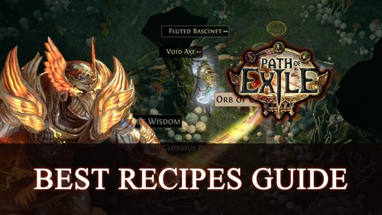 Path of Exile - Best Recipes 2019 | Fextralife