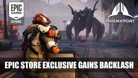 X-COM Creator Receives Backlash from Backers as it Becomes an Epic Games Store Exclusive