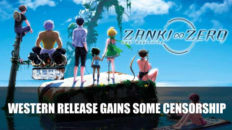 Zanki Zero's Release in the West Gains Some Censorship