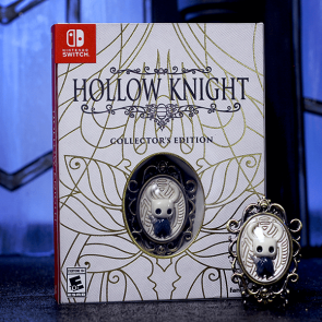 Hollow Knight's Physical Release Is Back with a Fancy ...