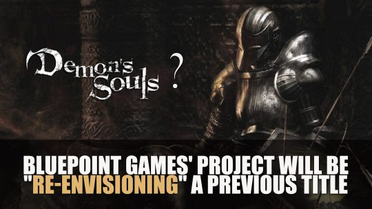 "Bluepoint Games' Shares Next Project Will Be ""Re-Envisioning"" a Previous Title"