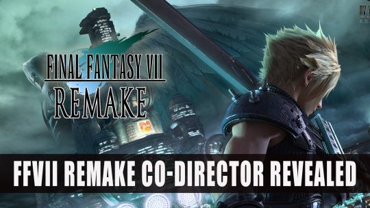 Square Enix Reveals Final Fantasy VII Remake Co-Director Naoki Hamaguchi