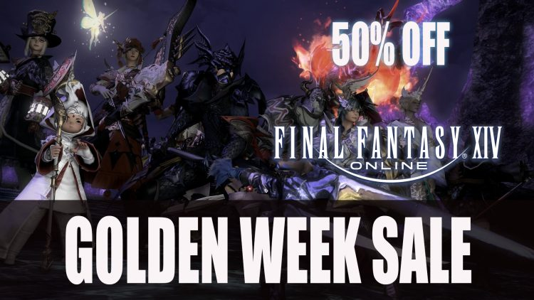 Final Fantasy XIV is Now 50% Off