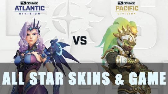 Overwatch All Star Skins & League Games Announced