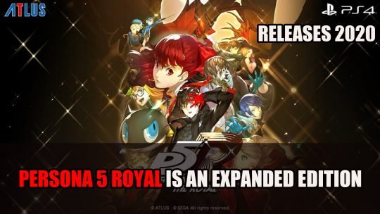 Persona 5's Royal Edition Will Launch in the West on PS4 Next Year