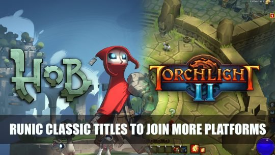 Panic Button Brings Runic Games' Torchlight 2 to Consoles and Hob for Switch