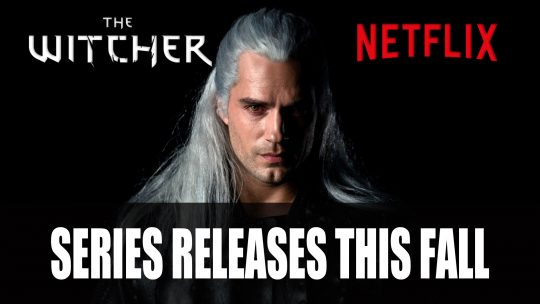 The Witcher Netflix Series Releases This Fall
