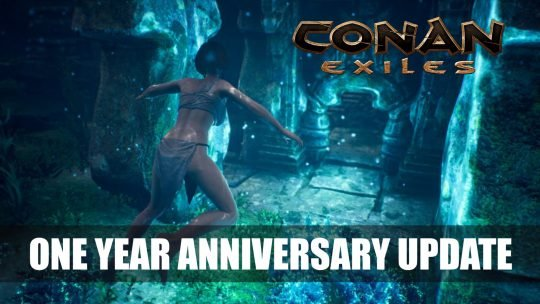 Conan Exiles One Year Anniversary Update and Free Weekend