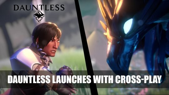 Dauntless Launches with Cross-Play on PS4, Xbox One and PC