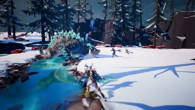 Dauntless Official Launch Overview: Free to Play Monster Hunting