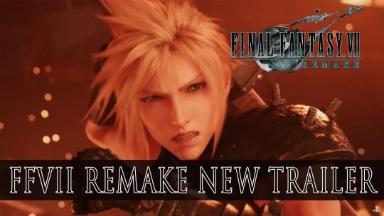 Square Enix Reveals New Final Fantasy 7 Remake Trailer