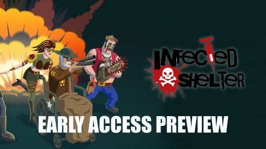 Infected Shelter: Early Access Preview