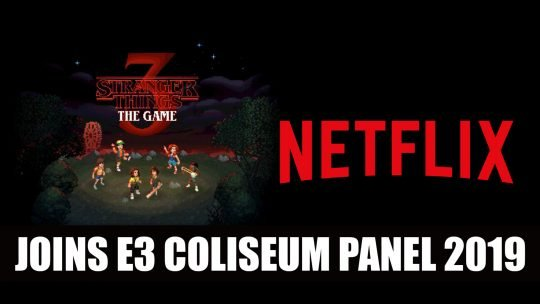 "Netflix Will Be Attending E3 2019 Sharing ""Plans in the Gaming Space"""