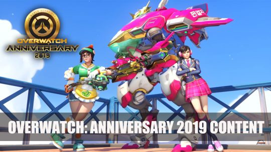 Overwatch: Anniversary 2019 Content
