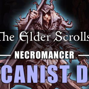 ESO PVE Necromancer Magicka DPS Build: Arcanist - Pro