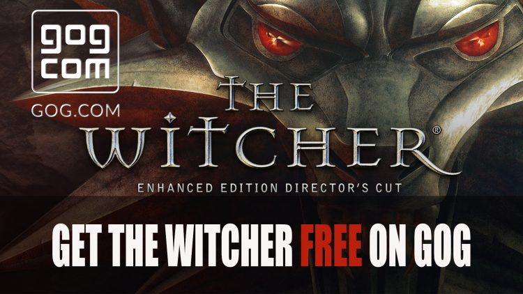 The Witcher is Now Free on GOG After Downloading the card game Gwent