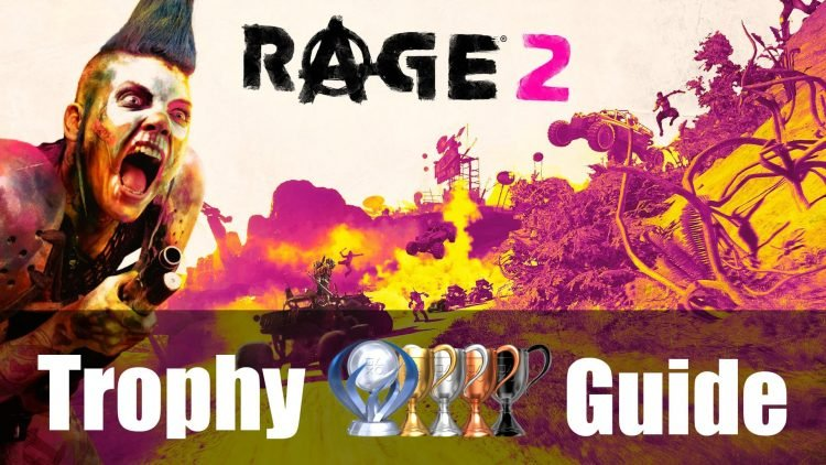 Rage 2 Trophy Guide & Roadmap