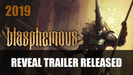 Blasphemous A 2D Non-Linear Platformer Releases This Year