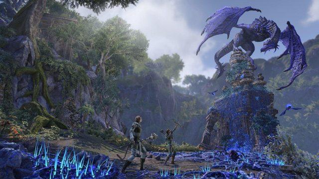 Elder Scrolls Online Scalebreaker & Update 23 Releases