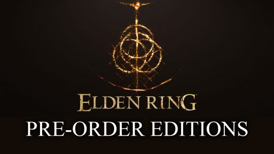 Elden Ring Pre-Orders