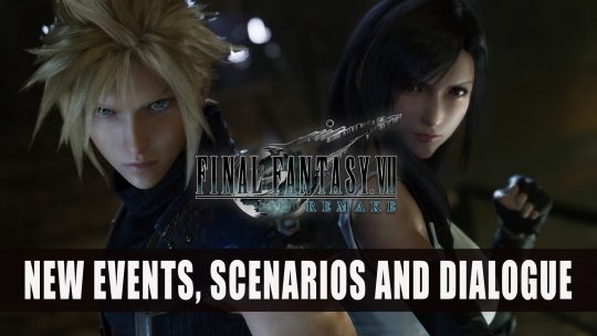 Final Fantasy VII Remake to Have Honey Bee Inn Scene Plus New Events