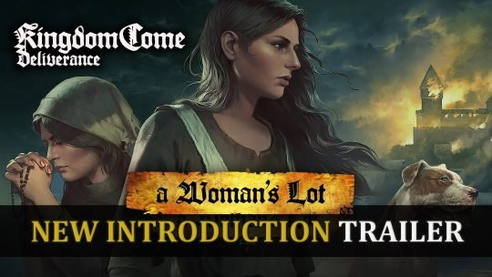 Kingdom Come Deliverance A Woman's Lot Gets An Introduction Trailer