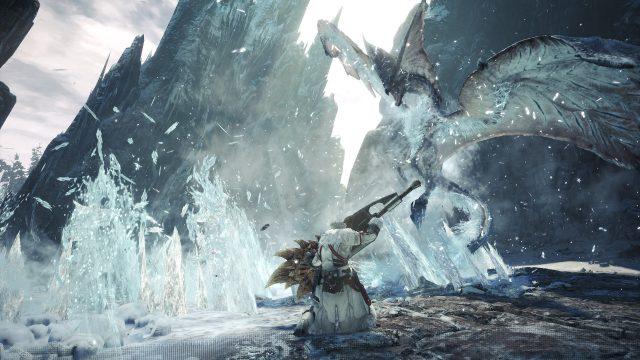 Monster Hunter World: Iceborne Reveals x E3 Demo Details