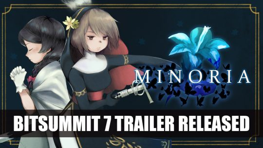 Minoria From the Creators of Momodara Gets a Bitsummit Trailer