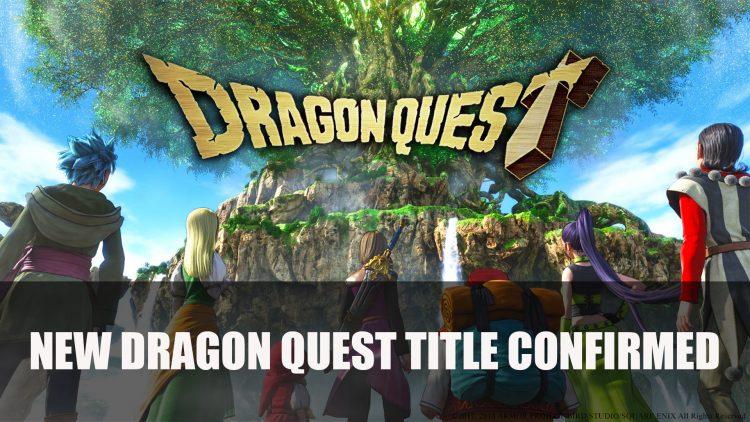 Square Enix Unveils New Dragon Quest HD Title
