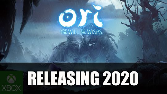 Ori and the Will of the Wisps Announced for 2020