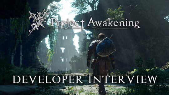 Project Awakening Interview with Cygames