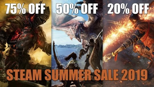 Steam Summer Sale 2019 Now On Until July 9th