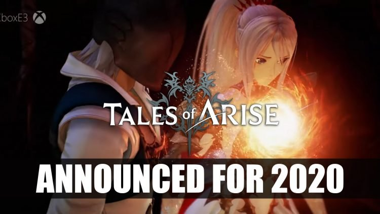 Tales of Arise Confirmed at E3 2019