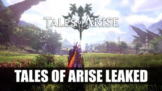 Tales of Arise Leaked