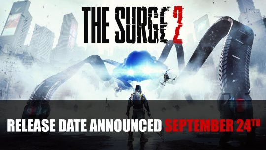 The Surge 2 Gets Release Date for September 24th