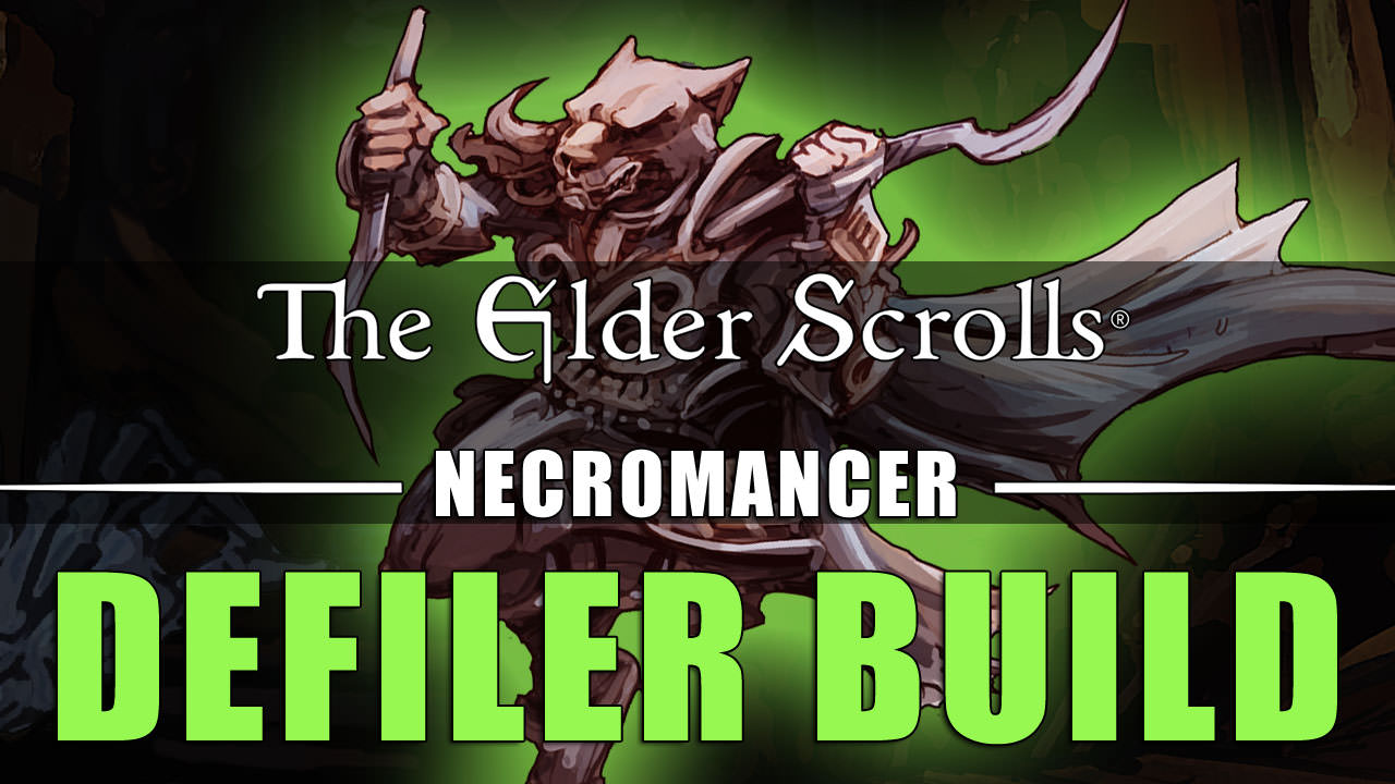 ESO PVE Necromancer Stamina DPS Build: Defiler | Fextralife
